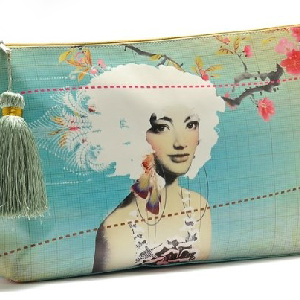 Delicate Make-up Bag Hand Bag