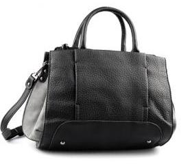Black Leather Hobo H..
