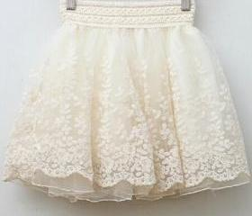 Retro Princess Lace ..
