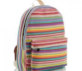 Multicolor Stripes C..