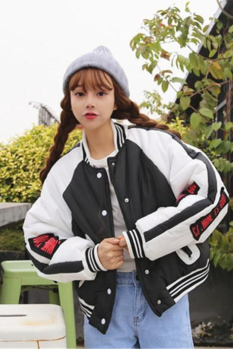 Baseball uniform jacket